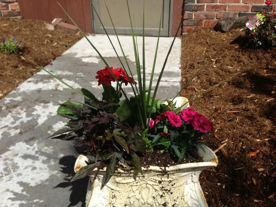 Flower Pots - Wichita