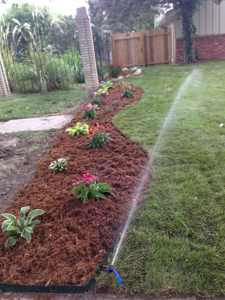 Sprinkler systems daniels lawn and landscaping services for Lawn and garden services