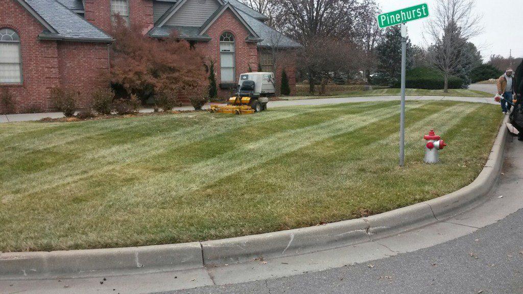 Professional Lawn Mowing Service - Wichita