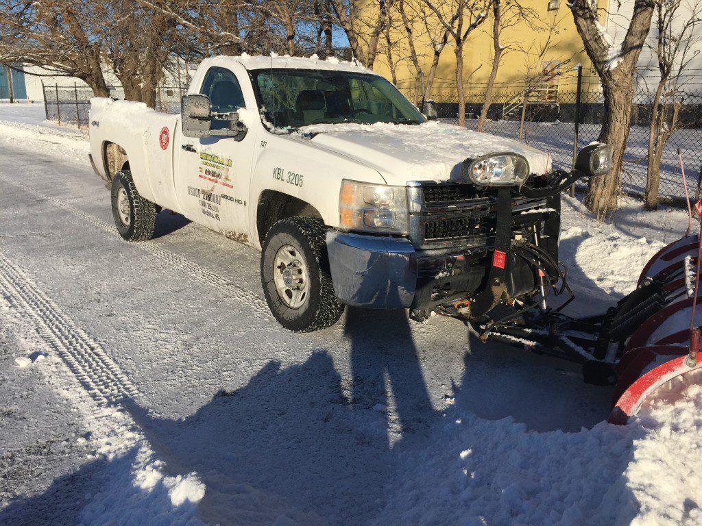 Snow & Ice Removal - Wichita