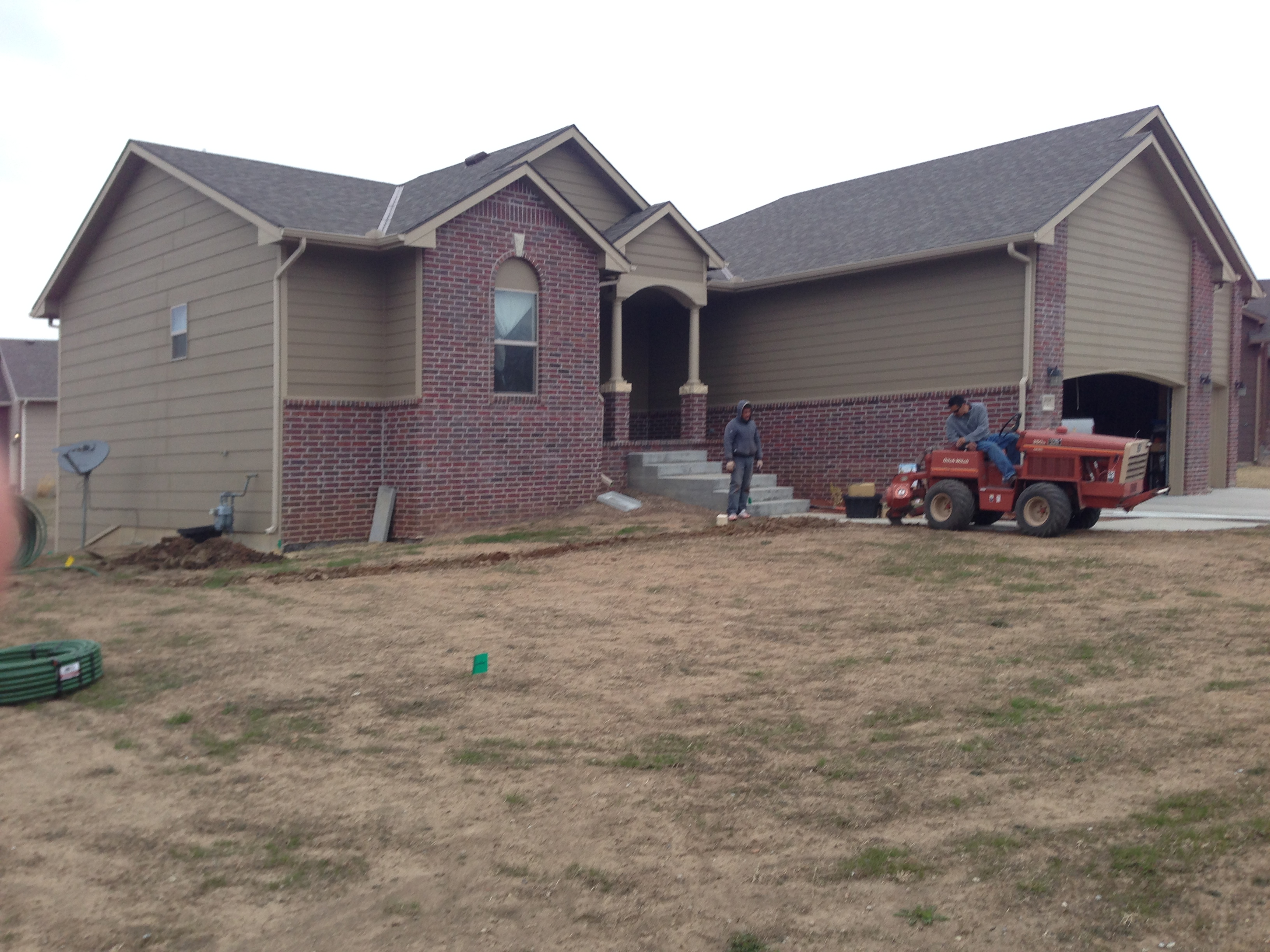 Sprinkler System Installation   Wichita