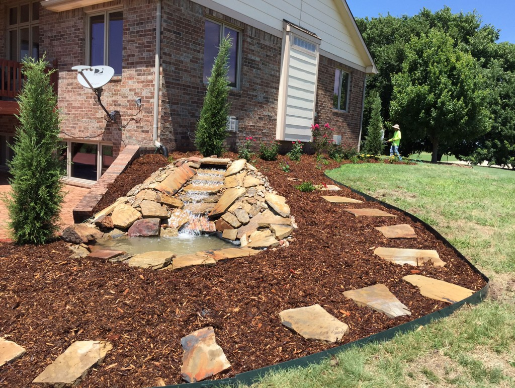 Landscaping - Water Features - Wichita