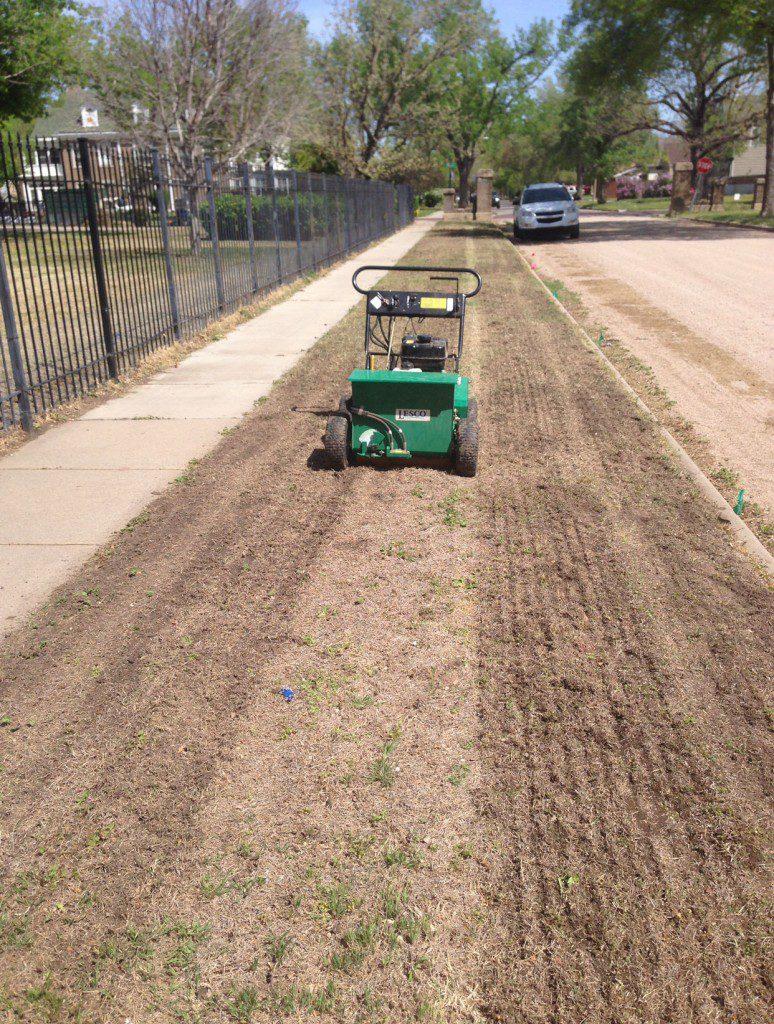 Lawn Care Services - Wichita