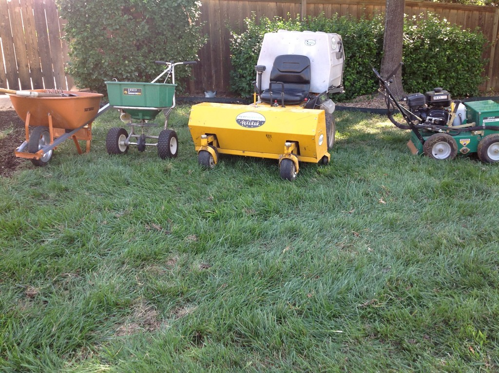 Lawn Care Services - Wichita