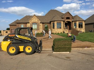 Sod Installation & Services in Wichita