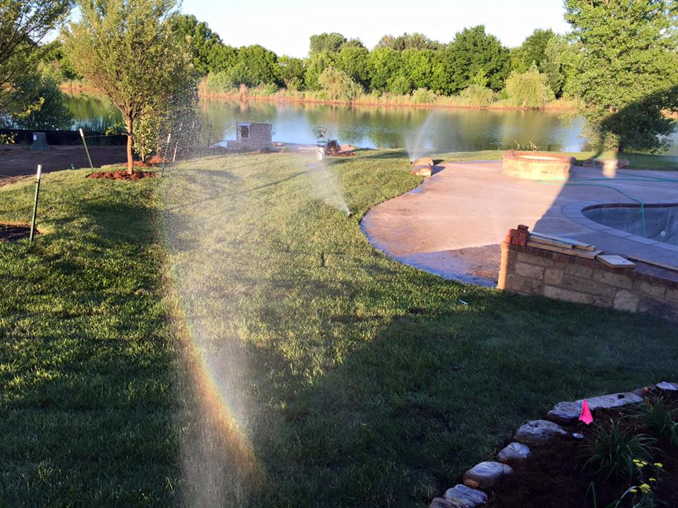 Sprinkler System Installation - Wichita