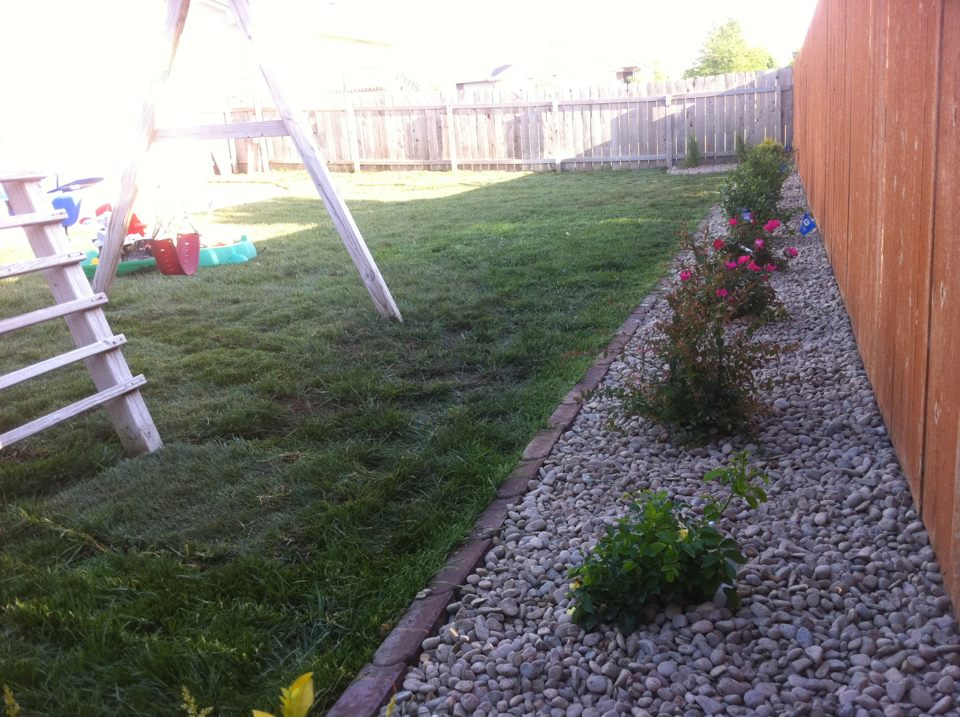 Landscaping with Flowers, Shrubs & Plants - After - Wichita