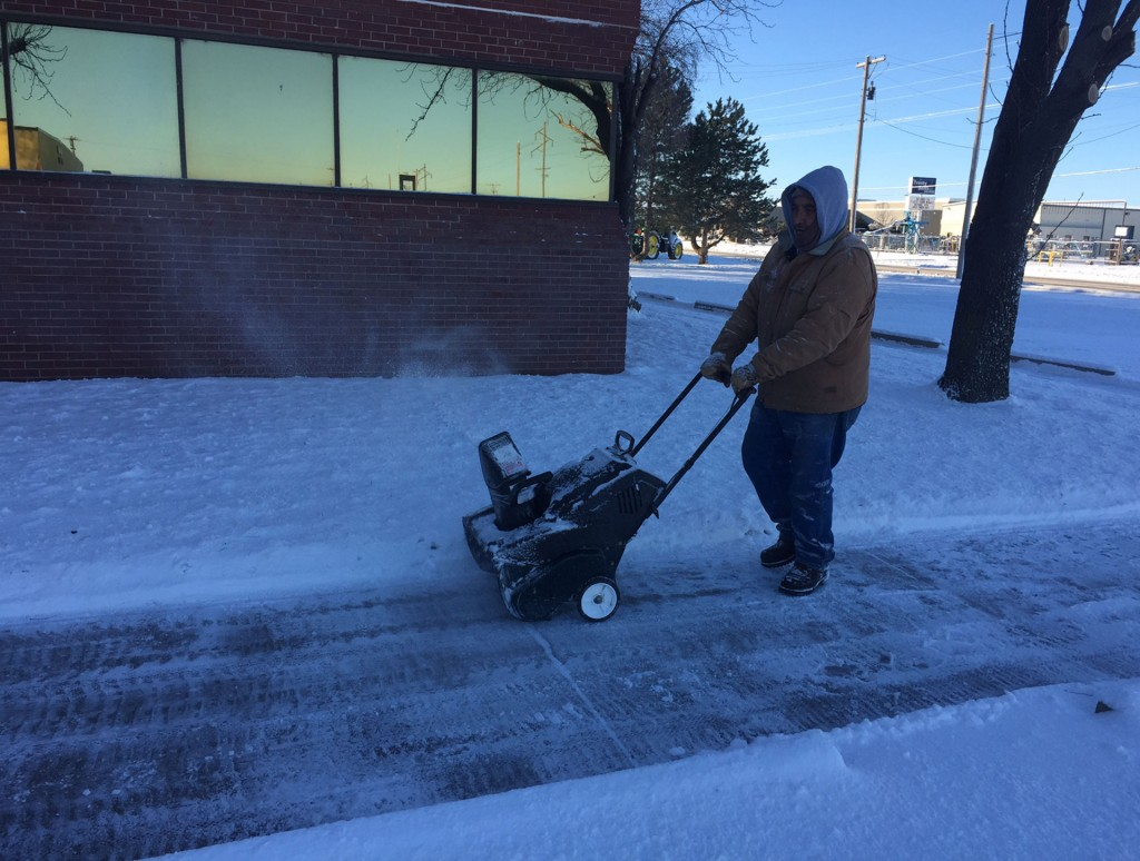 Snow & Ice Removal - Business - Wichita
