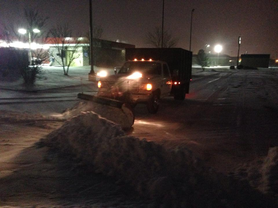 Snow & Ice Removal - Wichita