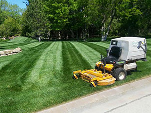 Wichita landscaping lawn care sod lawn mowing for Lawn and garden services