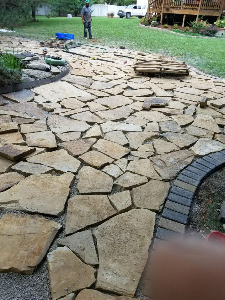 Landscape Design - Hardscapes - Pavers