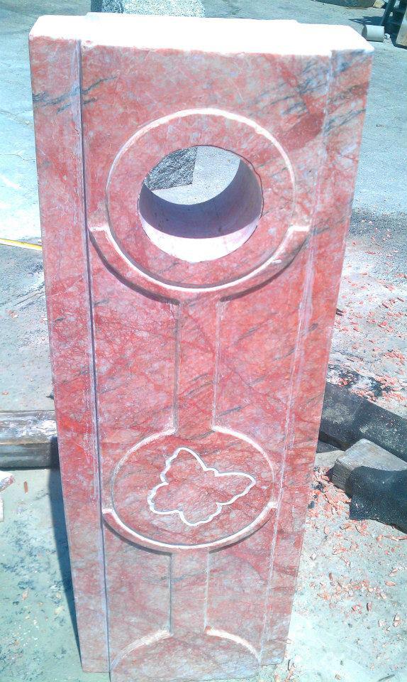Wichita Stone Sculpture | Stone Work