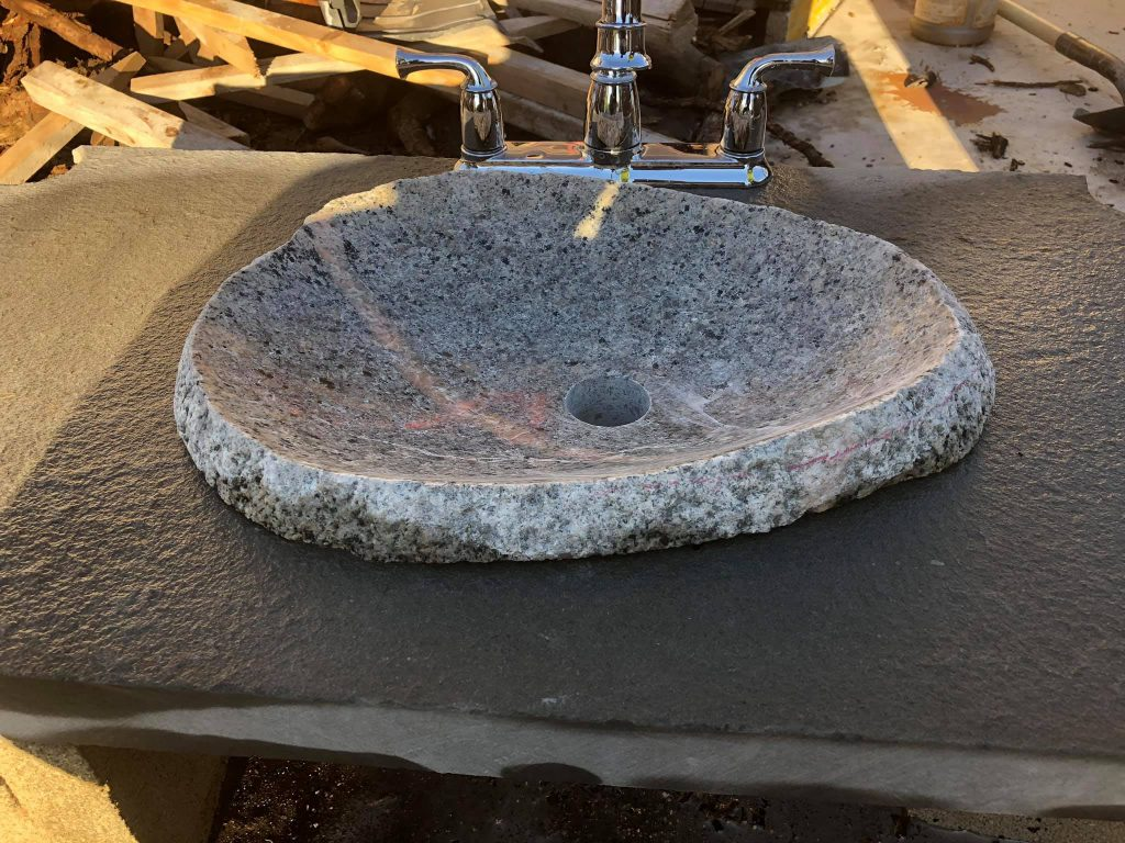 Custom Stone Sink | Stone Sinks in Wichita