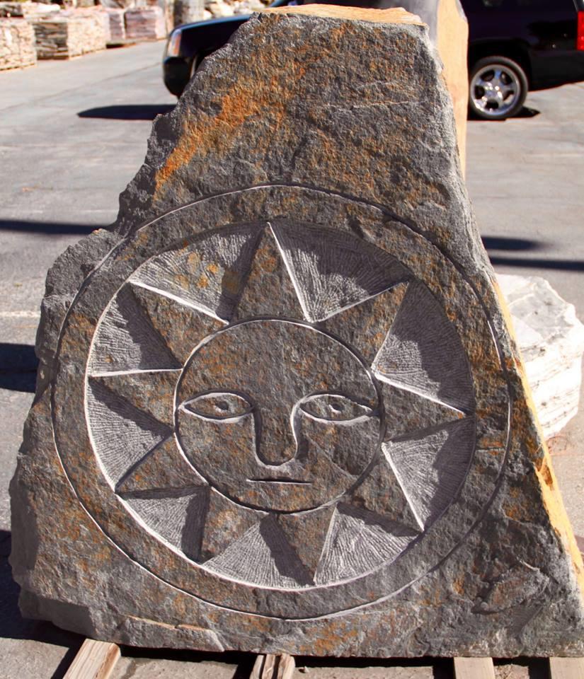 Wichita Stone Sculpture | Stone Art and Design