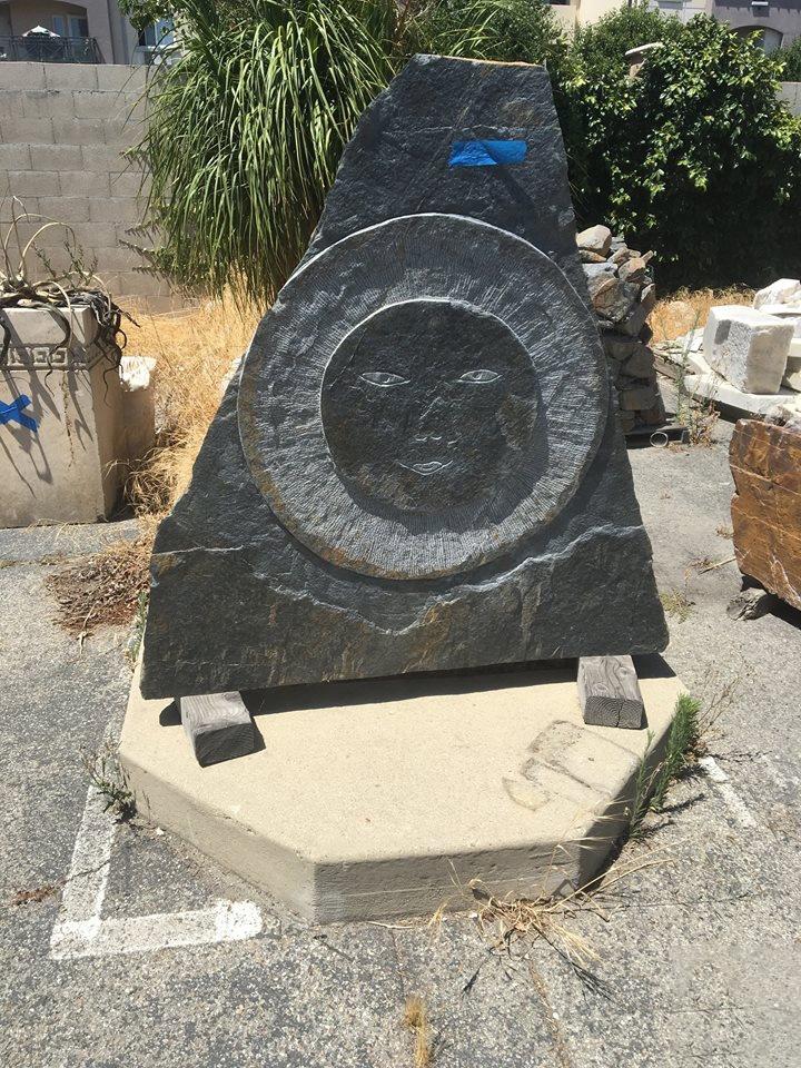 Custom Stone Sculpture | Stone Artwork
