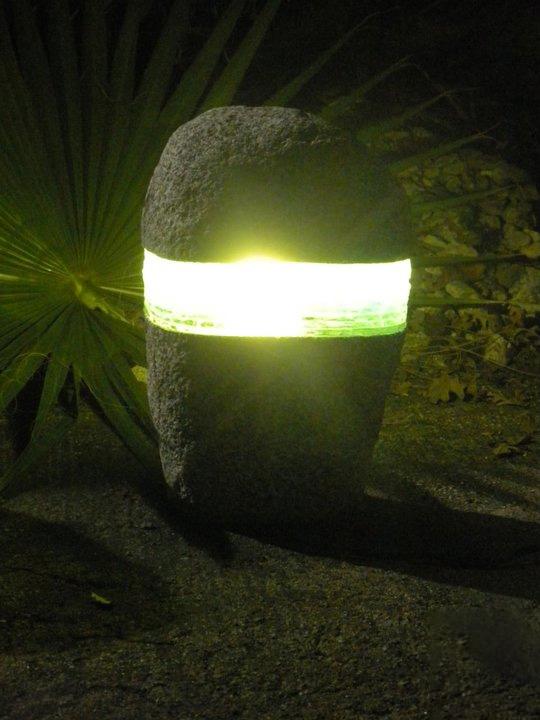 Wichita Stone Lighting | Stone Art Lighting