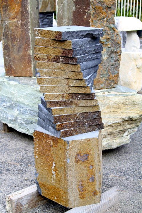 Custom Stone Fountain   Stone Art Water Features