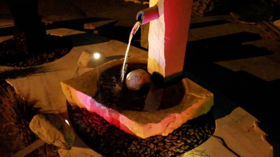 Stone Fountains in Wichita | Stone Artwork